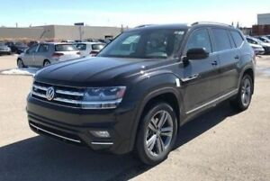 Lease takeover - 2018 VW Atlas Execline with R-Line Pkg