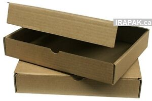 Easy-Fold, Literature Mailers, Laptop Shippers, Square Tubes