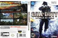 Call of Duty - World at War for Wii