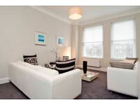 Lexham Gardens W8. Recently refurbished two bedroom flat to rent.