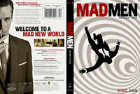 Mad Men season four saison quatre 4 DVD