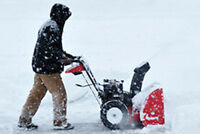 Snow Removal - East St Paul, Birds Hill & North Kildonan