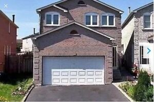 House for Rent in Markham (Steeles & McCowan)