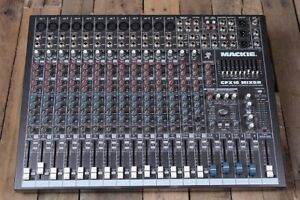 Complete PA - Mackie Mixer -Mics -BGW Power -15 & Horn Speakers