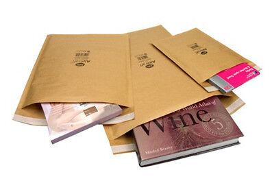 Jiffy Bubble Postal Mailers Envelopes J2 x50