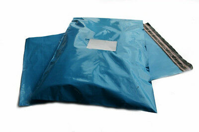 Blue Mailing Bags x20 17x21