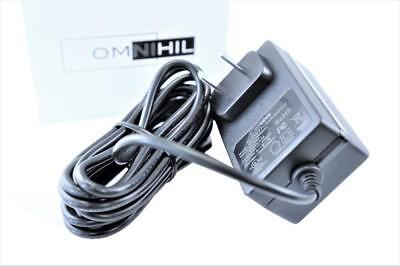 (8FT) AC Adapter for Williams Rhapsody 2 Digital Piano Charger