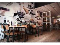 Waiters & Waitresses Boxpark Croydon/Bang Bang Hawker