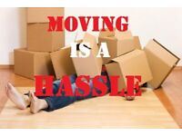 Ash 24/7 Removals - Man & Van, House Office Move, Cheap Student Relocation, Rubbish Collection