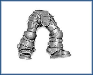 Assault Space Marine Forgeworld MK II CRUSADE ARMOUR LEGS (A)