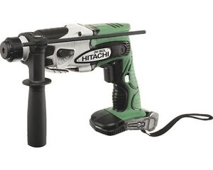 NEW HITACHI DH18DL 18V LITH-ION CORDLESS SDS ROTARY HAMMER P/U HALLAM
