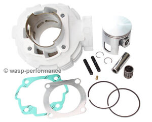 Malossi 172cc / 172 Aluminium Performance Cylinder Kit - Vespa T5