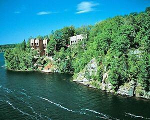 Birchcliff Villas-Deerhurst Resort, Huntsville Dec24-31/16 $1289