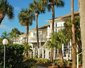 Seaside Vacation - Oyster Bay Resort, Sebastian, FL  1BRs & 2BRs