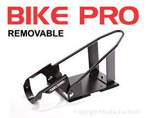 Bike Pro Motorcycle Wheel Chock Black Removable Chocks Ebay
