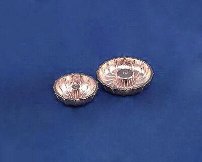 1:12 Scale Dollhouse Miniature Copper Bunt Cake Pans #IM65088
