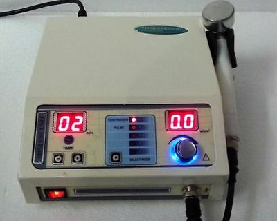 New Portable Ultrasound Machine 1 Mhz Therapy Pain Relief Machine Healthcare