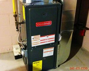 ENERGY STAR Natural Gas Furnaces - Best Prices in Edmonton!
