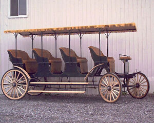 4 SEAT SURREY FOR SALE