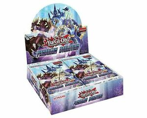Yu-Gi-Oh Pendulum Evolution Booster Box Now Available