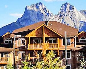 Week stay in Canmore, Alberta! January 5th - 12th 2019