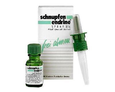 schnupfen endrine Spray 0,1 % 10 ml PZN: 3925052