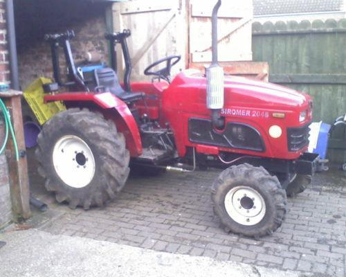 4wd Tractor Ebay