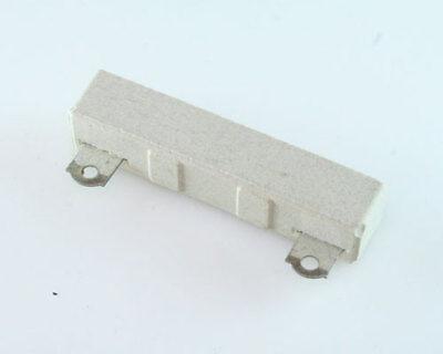 Lot Of Five Pw-20-5 Trw Resistor 5 Ohm 20w 10 Sand Stone