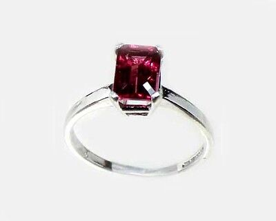 19thC Antique 1¼ct Handcrafted Norway Rhodolite Bohemian Gypsy