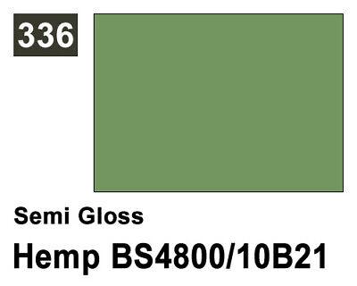 Mr.Hobby G336 Mr. Color Semillas Gloss 336 Hemp BS4800/18B21 Modelismo