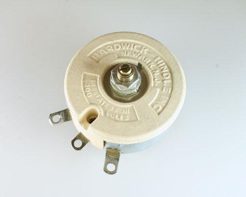 New 3500 Ohm 75 Watt Single Turn Rheostat RP201SA352KK 3.5K ohms