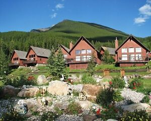 Greatly Reduced Banff Gate Mountain Resort