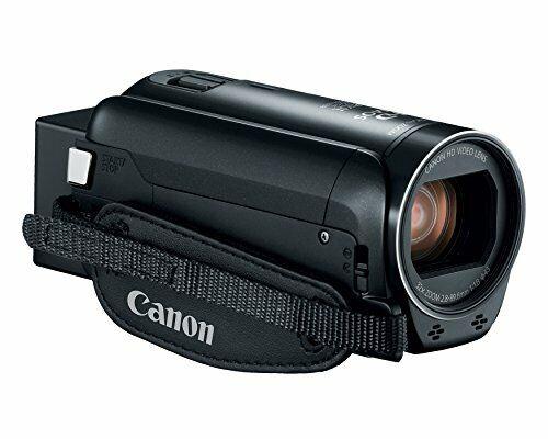 Open Box Canon VIXIA HF R800 Camcorder (Black)