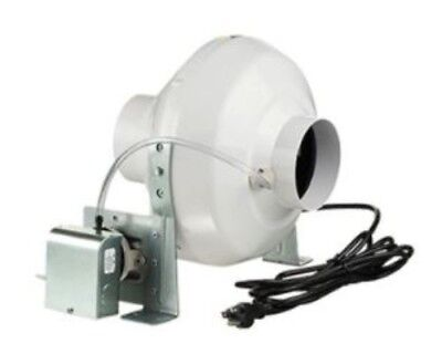 5 in duct booster fan ventilation accessory