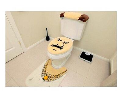 Aqua Teen Hunger Force ATHF CARL Toilet Cozy Set NEW - Athf Carl