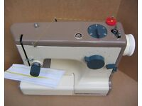 Vintage frister and rossman cub 3 portable sewing machine