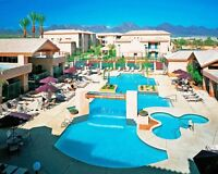 Scottsdale Links Resort 3 0r 2 Bedroom Condo
