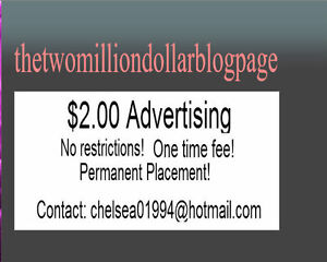 Business Advertising Available!