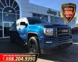 2016 GMC Sierra 1500 SLT| 4X4| Leather| Sunroof| CD Player
