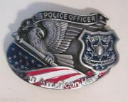 Officer Belt Buckle