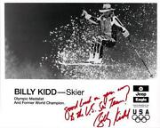 Billy Kidd