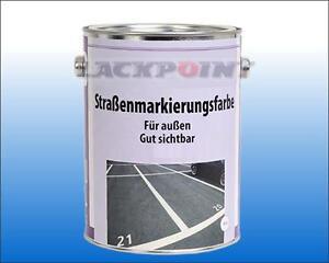 gp euro 26 65 l peinture marquage routier 750 ml jaune pour circulation etc ebay. Black Bedroom Furniture Sets. Home Design Ideas