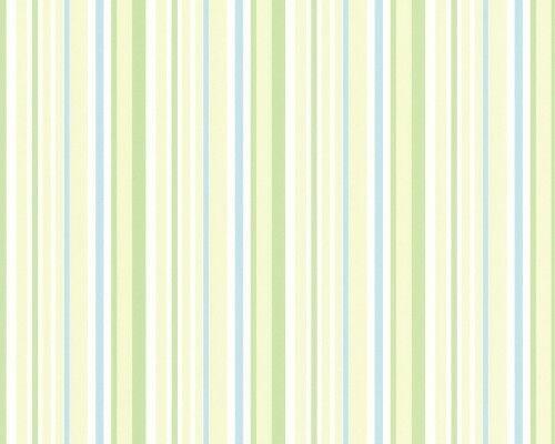 Tapete ESPRIT KIDS 2 Vliestapete 1090-26 Streifen grün