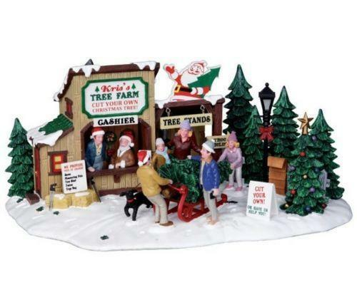 Lemax Christmas Village Ebay