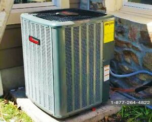HIGH EFFICIENCY Furnace & Air Conditioners - Quick Free Quote