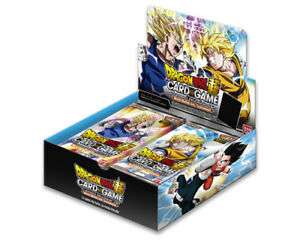 Dragon Ball Super Themed Booster Box Available @ Breakaway