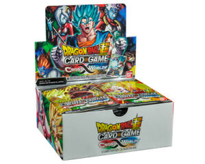 Dragon Ball Super Cross Worlds Now Available @ Breakaway