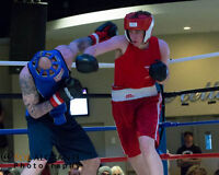 LIVE AMATEUR BOXING RETURNS TO LONDON!!!