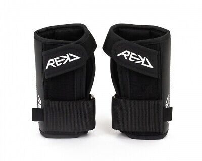 REKD Pro Wrist Guards Schwarz / Black neu & ovp