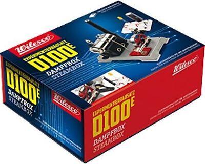 Wilesco Dampfmaschine Dampfbox D100E Dampfmaschine Wilesco 05100